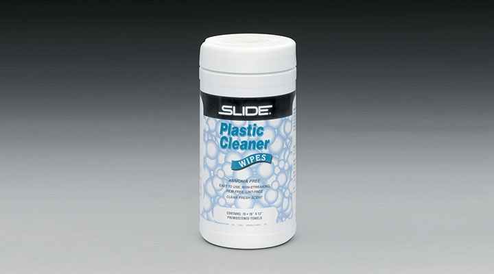 Plastic Cleaner with Foamaction No.41515