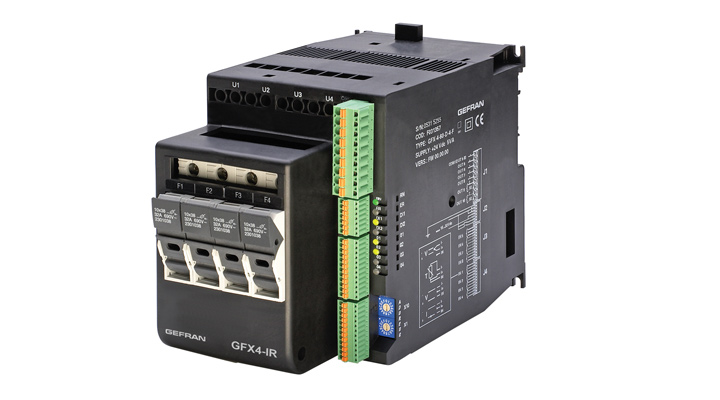 Gefran GFX Controller