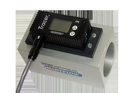Tracer-DDS-flowmeter